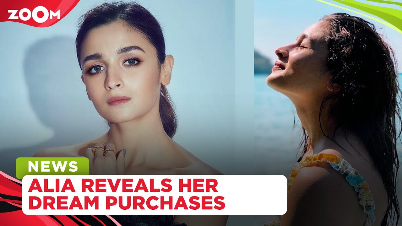 Alia Bhatt reveals her wishlist, says she wants to own a private jet