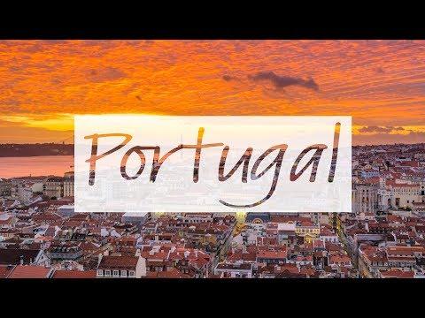 Sights of Portugal - a 4K Timelapse / Hyperlapse Travel Video