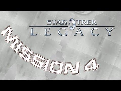 Star Trek: Legacy - Mission 4 Poisoned Well - Captain Archer NX Enterprise ***No Commentary***