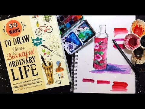 Flow Drawing Book Flip and Draw Tips