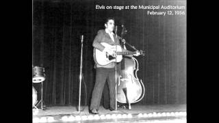 Elvis interview; February 12, 1956 - Norfolk, Virginia