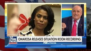 Omarosa Releases Secret Recording Of John Kelly But Accidentally Incriminates Herself