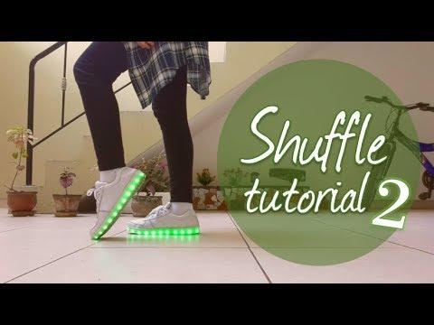 Cómo bailar shuffle #2 | Cutting shapes | Saori Chan ❤