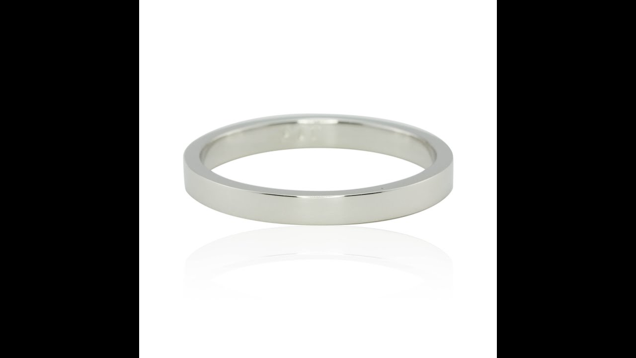 made minimalist flat awesome mens bands a hand of solid gold band buy new ring wedding gallery