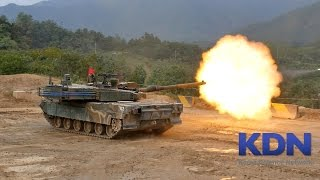 K2 TANK 흑표 BLACK PANTHER KOREA ARMY GH3