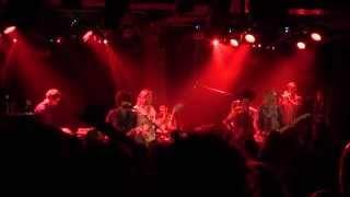 Lisa & The Lips - Push Live @ La Maroquinerie Paris 29 04 2014