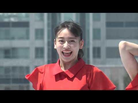 九州女子翼(Kyushu girls wing)TIF2019 Day2  Sky stage