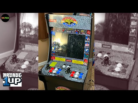 Cab Rehab - Restoring an Arcade1up cabinet on a budget from 19kfox