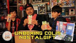 (EP59) Unboxing Colis Nostalgift