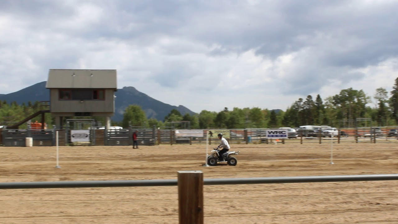 Download ATV Pole Bending at Gilpin County Fair 2018