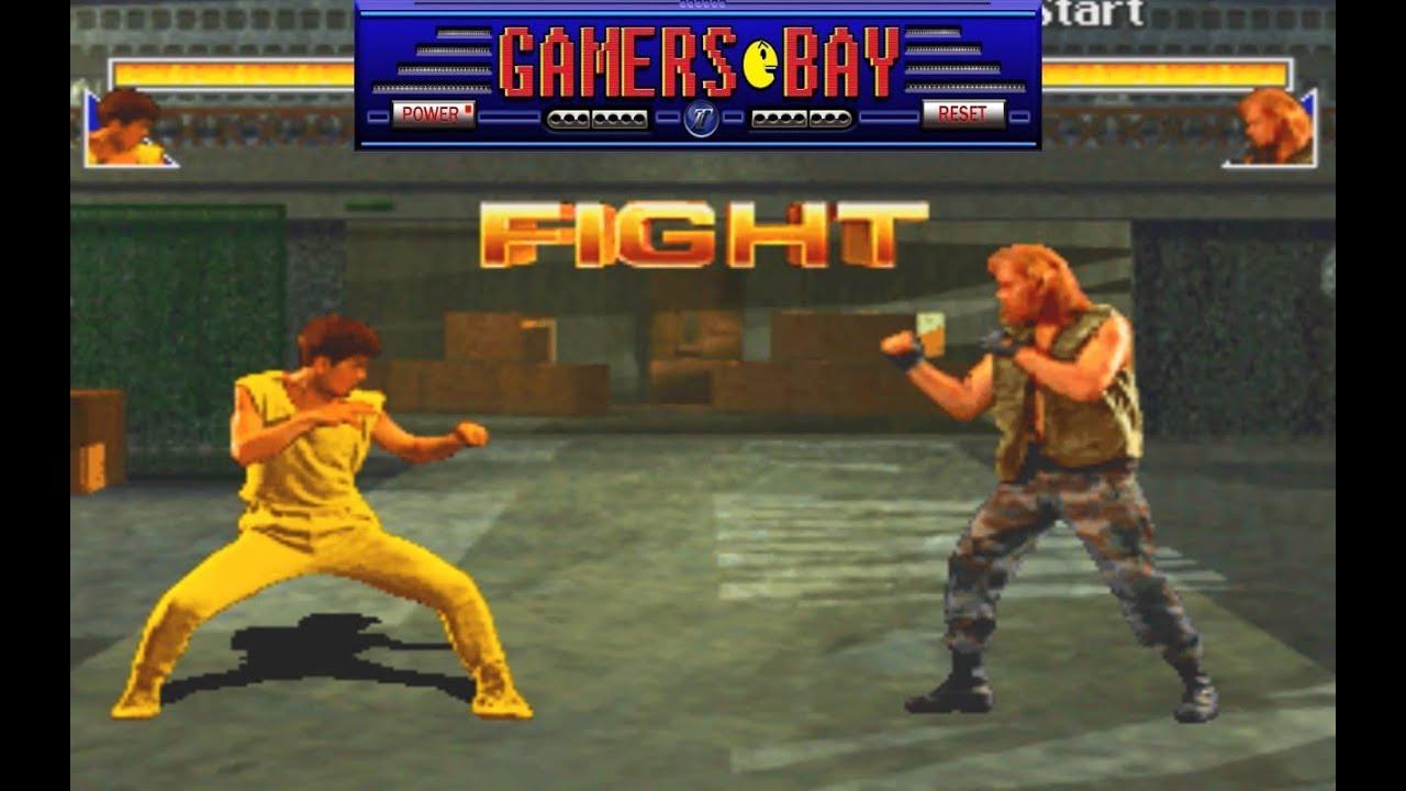 Artwork Games Mame Fighting