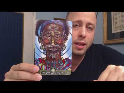 Part 2 | Tao Oracle - Gene Keys - Wisdom Keepers Comparison | #16 Enthusiasm
