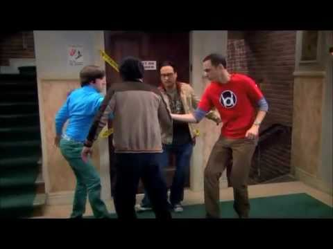 The Big Bang Theory - Sheldon On HP Customer Service
