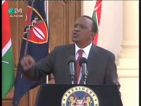 Rais Akiri Kenya Haikuwa Na Budi Kulipa Sh1.4B Ya Anglo- leasing