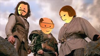 Rec Room Theatre: The Princess Bride | Adapted for VR by The Orange Bucket Acting Troupe