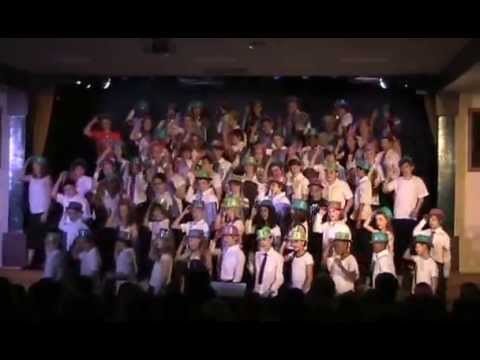 Media Elementary School  - Spring Choral Concert, May 7, 2015