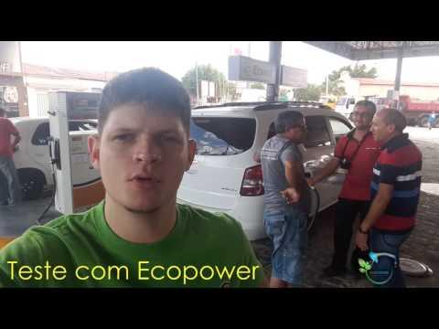 Testando o EcoPower