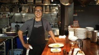 Parisian Herbed Gnocchi with Fresh Pea Pesto