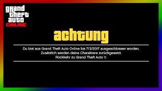 BANNWELLE WEGEN MONEY GLITCHES & UNLOCK ALLS IN GTA 5 Online?! | ALLE INFOS | WFG HD