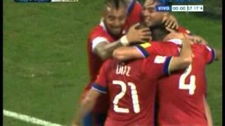 (Partidazo) Peru 3 Chile 4 (Tyc Sports) Eliminatorias Rusia 2018 Los goles