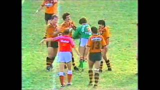 Wynnum-Manly v Easts 1981 @ Lang Park