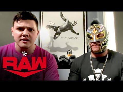 Rey Mysterio & Dominik respond to Seth Rollins: Raw, June 1, 2020