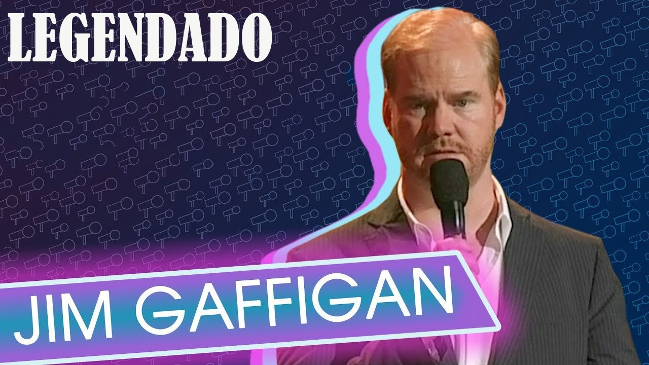 Jim Gaffigan - Fast Food (Legendado)