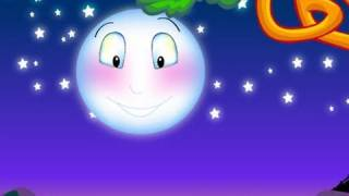 Chandamaama raave jabilli raave - Nursery Rhymes - Kids Animated rhyme