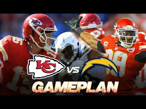 He's Back! Eric Berry & Patrick Mahomes lead Chiefs Gameplan vs LA Chargers | Kansas City Chiefs NFL