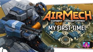 "🤖""Airmech Strike"" ARTS MOBA 