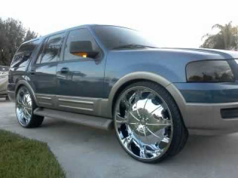 FORD EXPEDITION ON 30S!!!! THE WORLDS FIRST!!! SOUTH FLORIDAS FINEST!!!