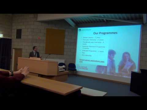 Bank of England School Leaver Development Programme