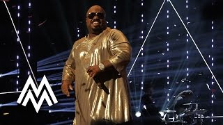 CeeLo Green | 'CeeLo Green Sings The Blues'', 'Crazy' & 'Forget You' live at MOBO Awards | 2015