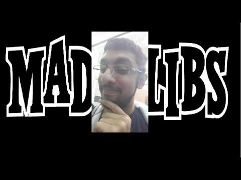 Bonus Video MAD Libs #2 Hakuna Matata