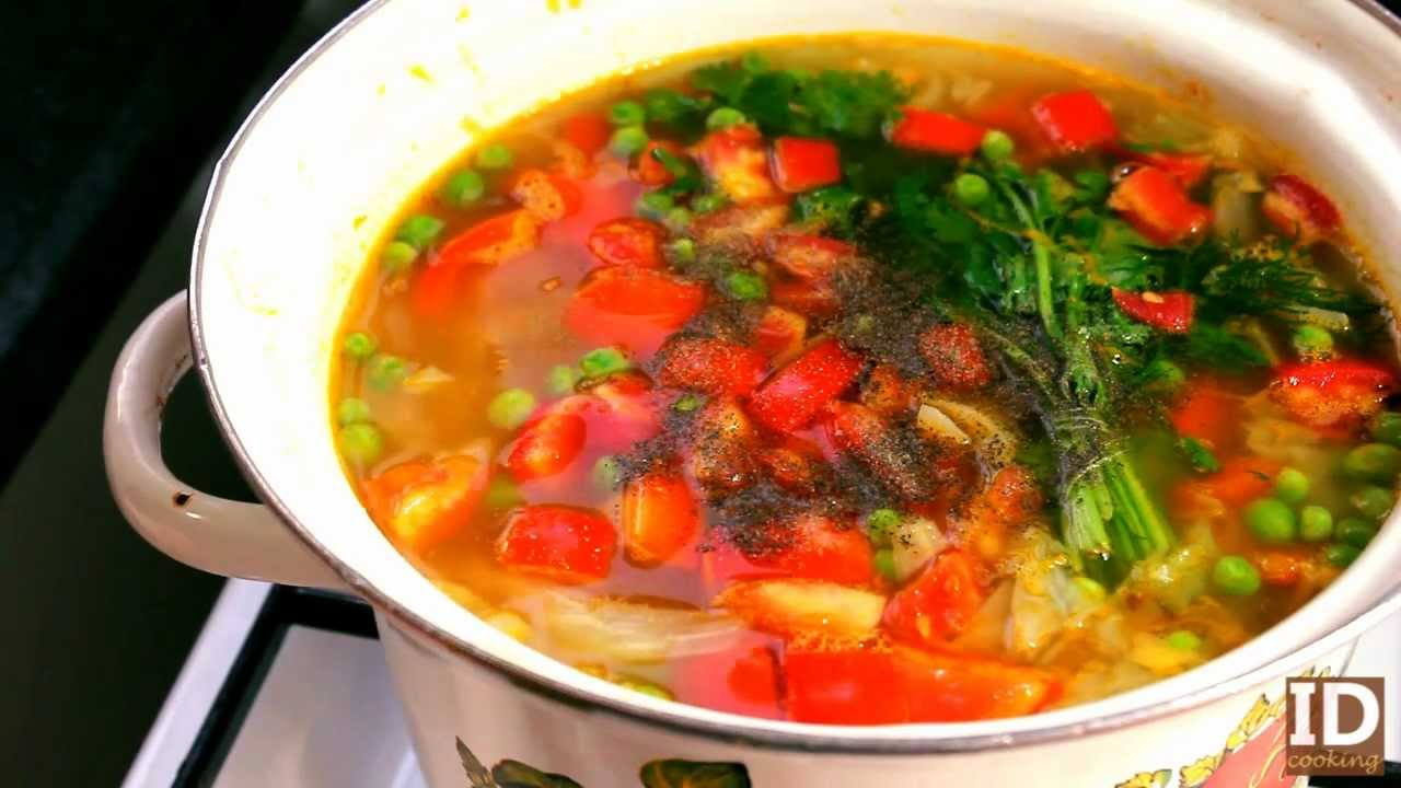 How to cook soup 37