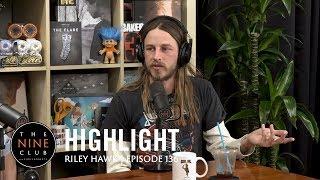 Whats It Like Growing Up As Tony Hawk's Son? - Riley Hawk