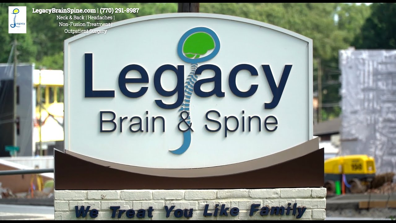 What Real Patients Say about Legacy Brain & Spine