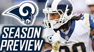 LOS ANGELES RAMS 2018 SEASON PREVIEW AND PREDICTIONS! TIME FOR A SUPER BOWL?
