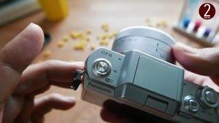 видео Panasonic GF8