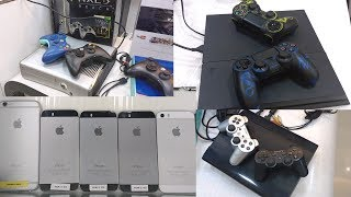 Used Playstation And Xbox In Very Cheap Price | Laptop, Mobile In Cheap Rate