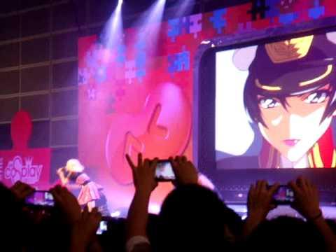 Tamaki Nami (玉置成実) - Realize - Live @ HK Ani-com 2012 (2012香港動漫節)