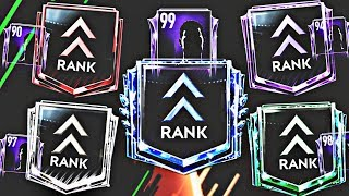 HOW TO GET RANKUPS AND UPGRADES IN FIFA MOBILE 19 \\ elite to legend masters upgrades \\ All rankups