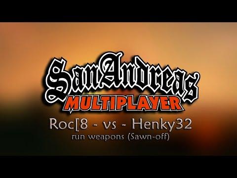 SA:MP | Ro€[8 vs Henky32