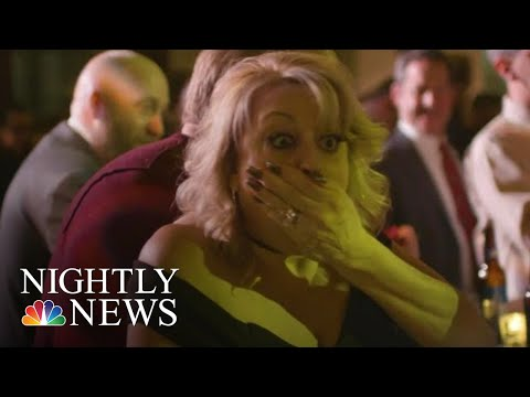 Baltimore Real Estate Company Surprises Employees With $10M In Bonuses | NBC Nightly News