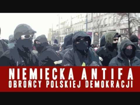 Komunikat Ministerstwa Prawdy nr 111: Antifa