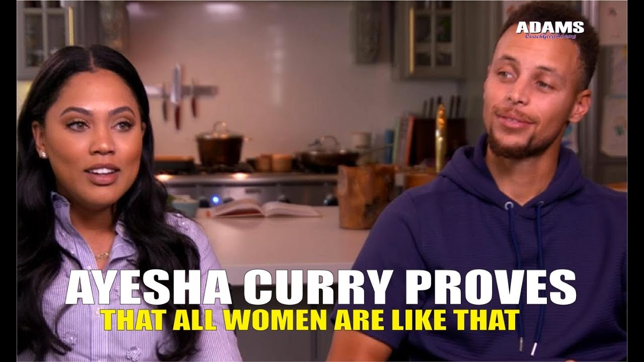 403bba841e1f Ayesha Curry Proves Exactly What We ve All Been Saying (Male Attention)