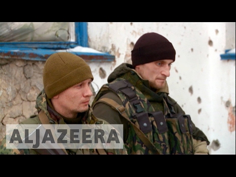 Ukraine: Pro-Russian separatists 'fighting to defend culture'