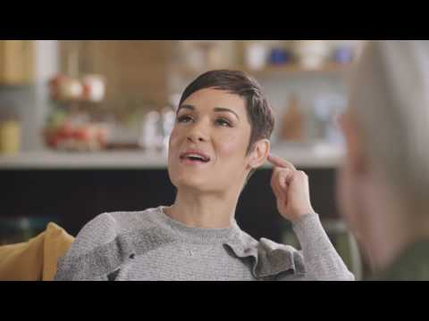 Grace Byers: Passion for Game Time  While the Water Boils