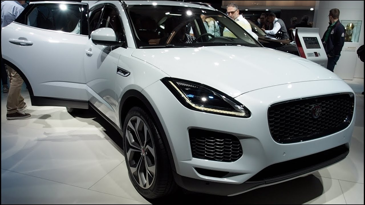 jaguar e pace 2018 in detail review walkaround interior exterior youtube. Black Bedroom Furniture Sets. Home Design Ideas