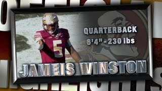 2014 Official Highlights | FSU QB Jameis Winston